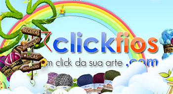 Clickfios, receitas e loja no mesmo lugar