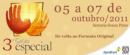 3º Salão Especial em Belo Horizonte