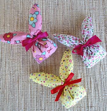 Use tecidos diferentes e crie lindos conjuntos