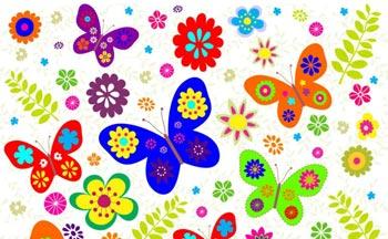 Con-Tact estampa borboletas, lançamento de 2012