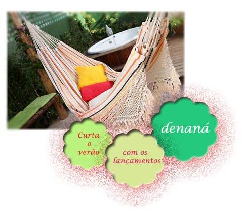 Coleção de redes de verão Denaná