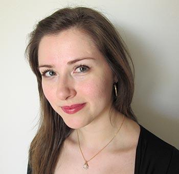 Vanessa Biali, colunista da técnica do feltro