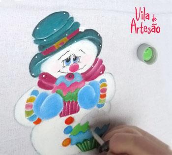 Siga colorindo conforme o seu gosto