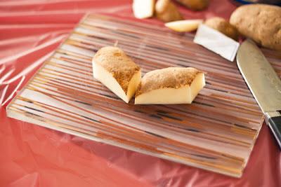 Batatas rendem mil carimbos
