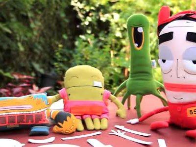 Aprendendo a arte de criar bonecos