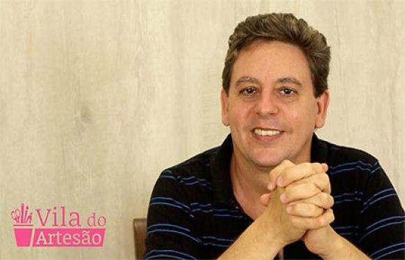 Palestra de Marcelo Pereto para a área vip
