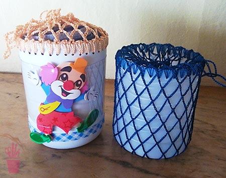Bolsinhas de embalagens plásticas