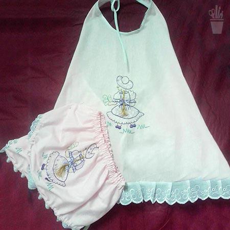 Roupinhas leves para bebês