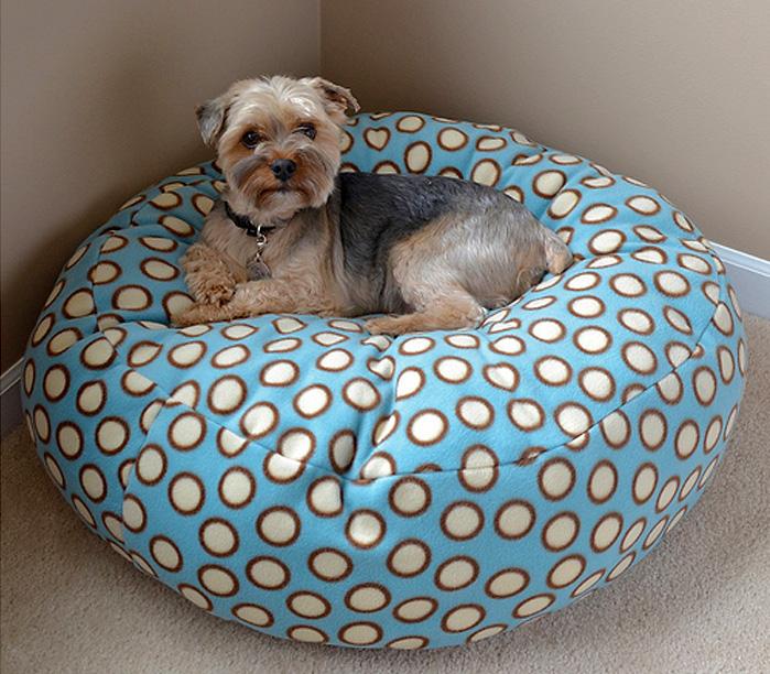 Como fazer uma cama para seu cão