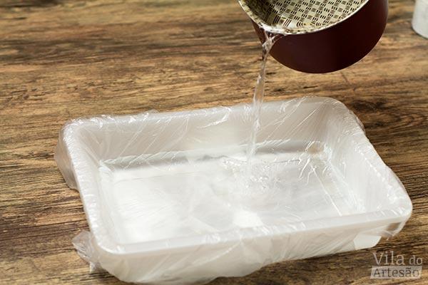 Vasilha com água