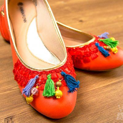 Como customizar suas sapatilhas para o verão