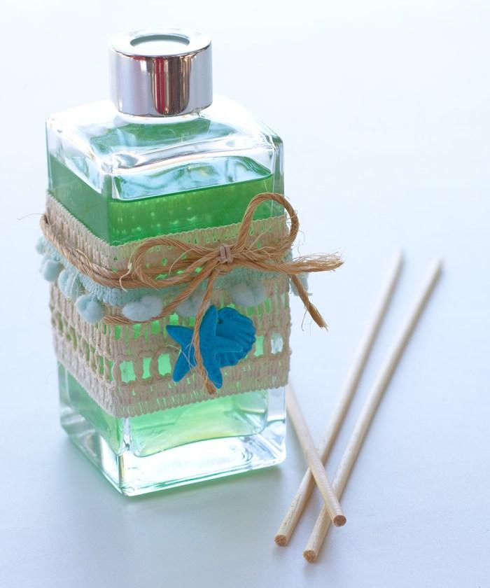 Aromatizadores de ambiente com tema do mar