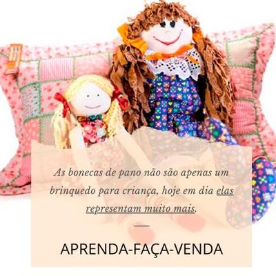 Curso de bonecas de pano