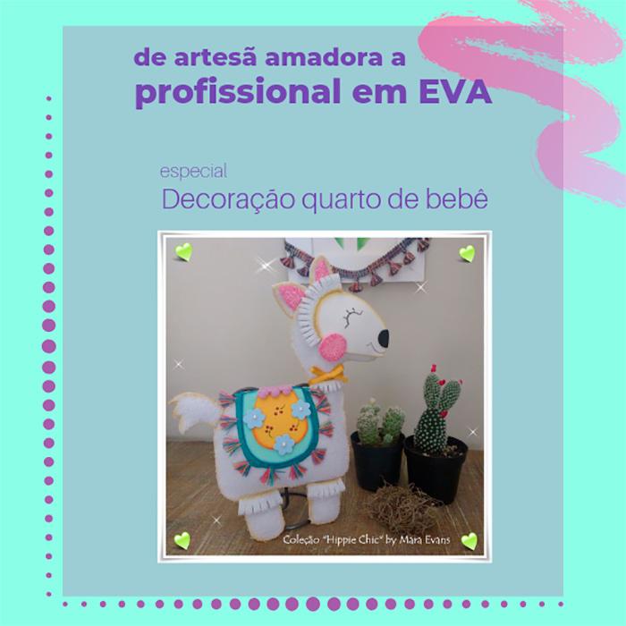 Clique e compre o curso de Decoração de quarto de bebê