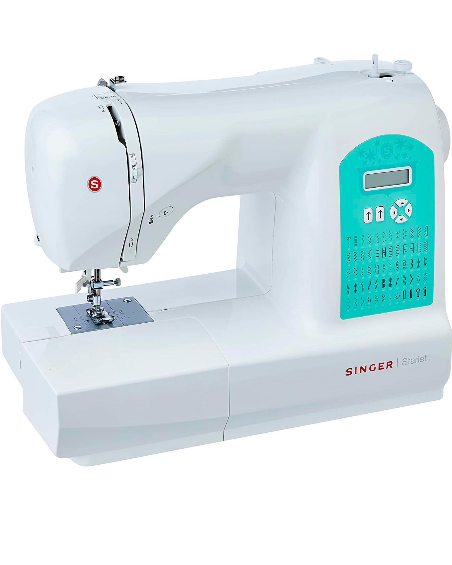 Máquina de Costura Eletrônica, Starlet 6660