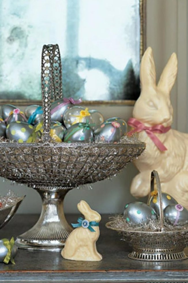 A magia da chegada do coelho da páscoa pode acontecer com ideias econômicas
