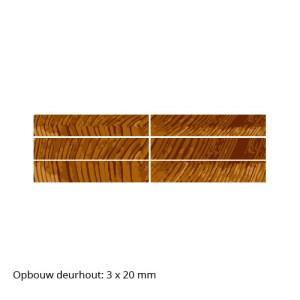 opbouw deurhout 60mm - opbouw-deurhout-60mm