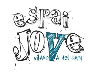 Logo espai jove