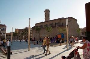 Parc plaça del Mercat 2