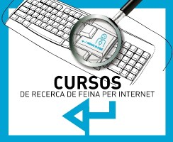 Curs recerca feina per internet