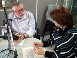 Enric Esquer a Radio Nova