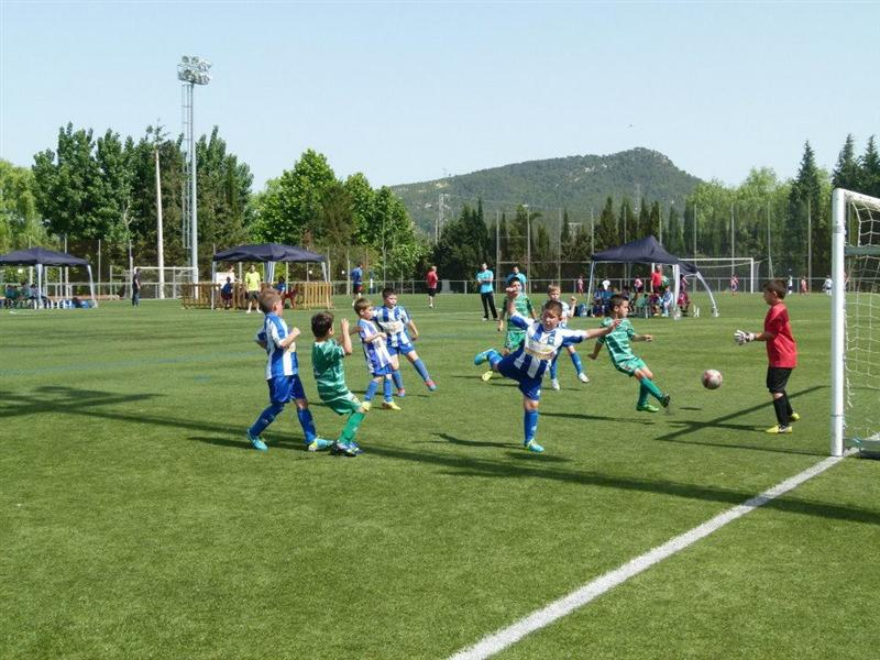 CE Anoia torneig futbol base 2014
