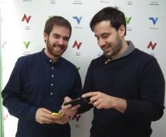 Jordi Baron i  Marc Mañe Comerç i xarxes socials