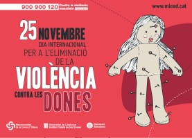 25N dones cartell