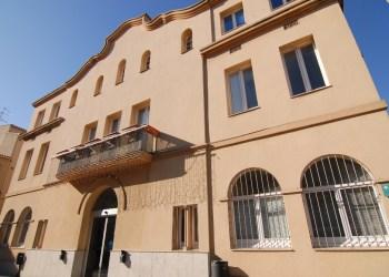 Façana Ajuntament de Vilanova del Camí