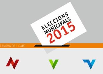 Eleccions municipals 2015 logos V02