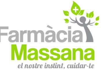 Farmacia Massana logo 2015 V02