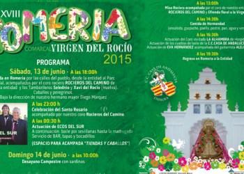 Romeria Virgen Rocio 2015 V02