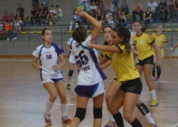 Club Handbol Vilanova cadet