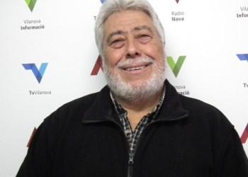 Paco Nevado president de la Unión Cultural Extremeña Anoia V02