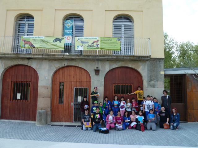 Escola Pompeu Fabra coneix el riu abr16 (4)