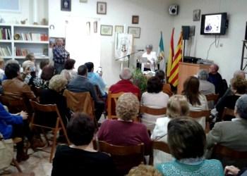 Lectura poesia Sant Jordi 2016 UCE Anoia Foto Keta Borrega