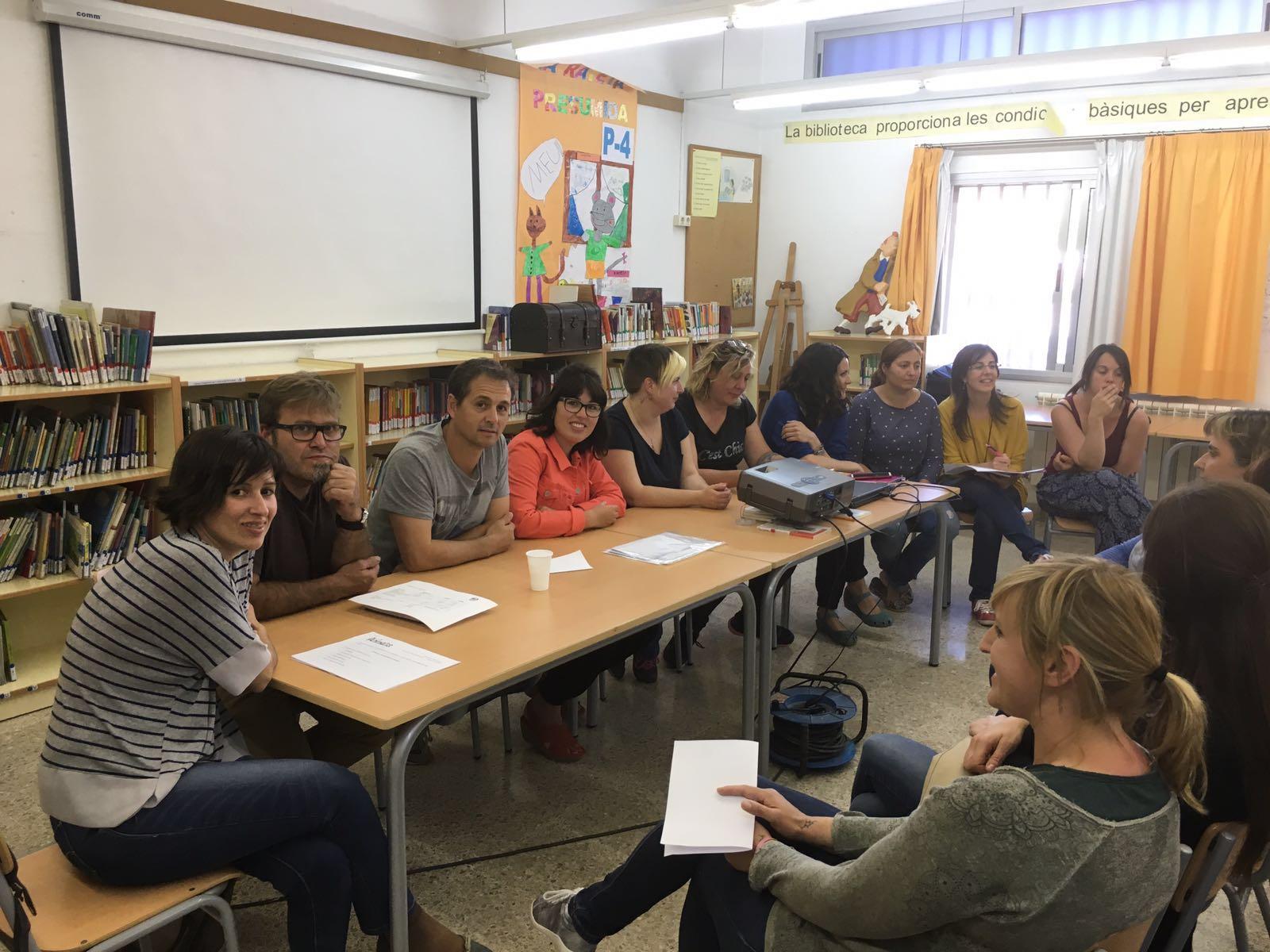 AMPA Escola Joan Maragall maig 2016