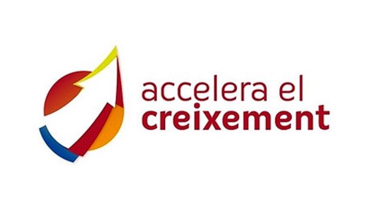 accelera el creixement logo