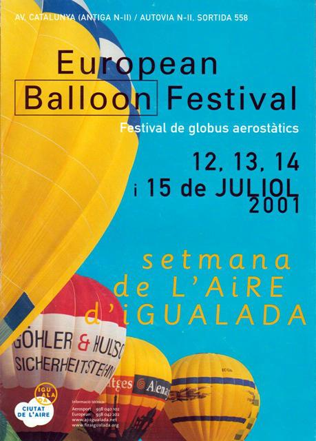European Ballon Festival 2001 cartell V02.jpg
