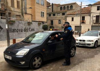 Policia Local Informacio sobre Pl Major des16