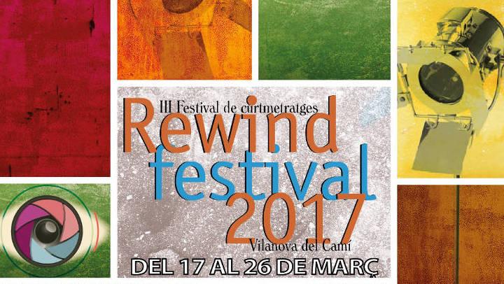 Rewind Festival 2017 cartell V02