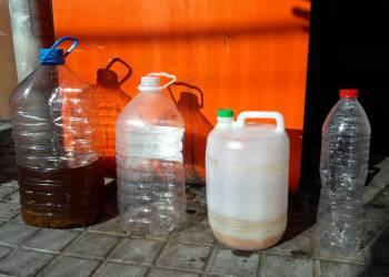 contenidors oli