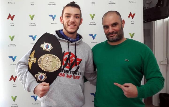 Dani Molero i Jonathan González (3)