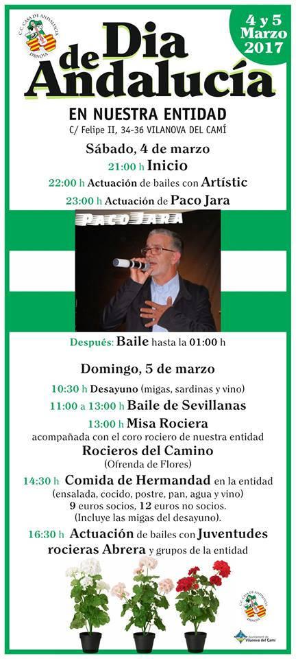 Dia de Andalucia 20107 cartell