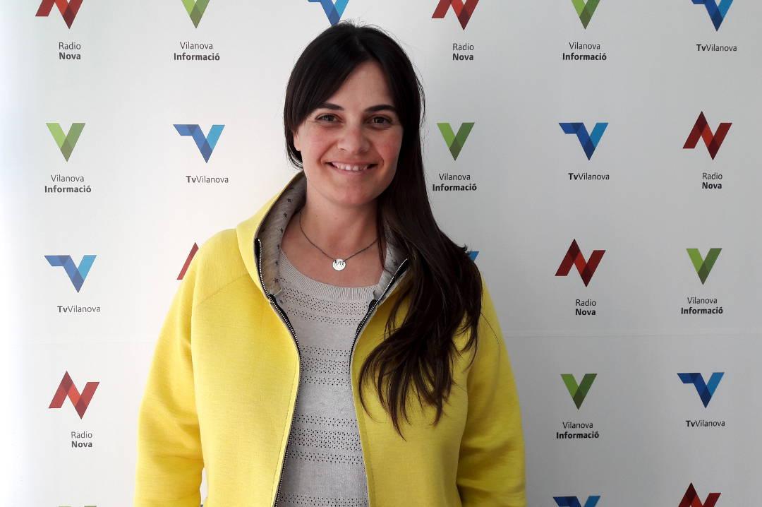 Vanesa Gonzalez tribuna mar17
