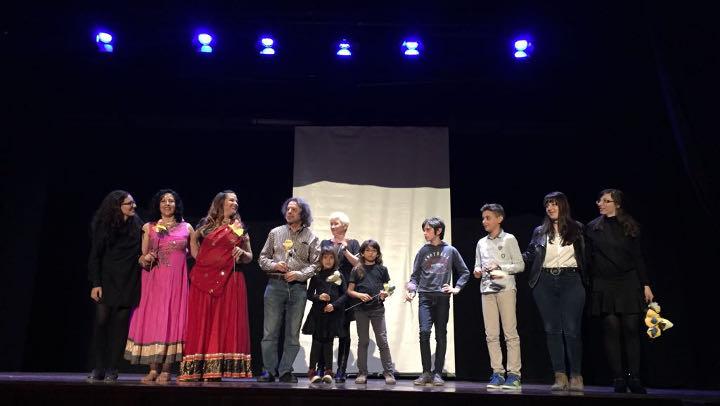 Acte solidari Tatanka 2017