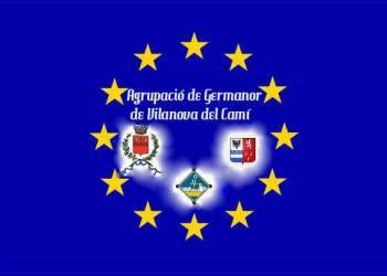 Agrupacio germanor de Vilanova del Cami logo