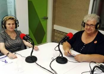 Pepi Folque i Maite Ribera mai17