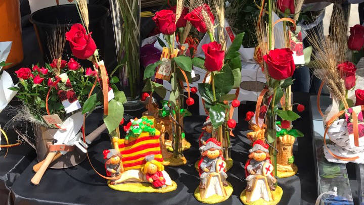 Sant Jordi 2017 detall