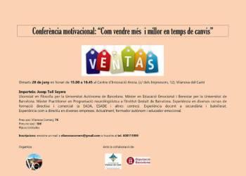 Conferencia motivacional Vilanova Comerc web